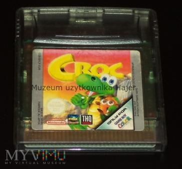 Croc Game Boy Kolor Nintendo