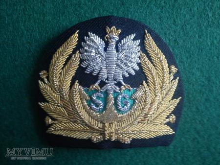 Emblemat Morski Oddzial Strazy Granicznej-projekt