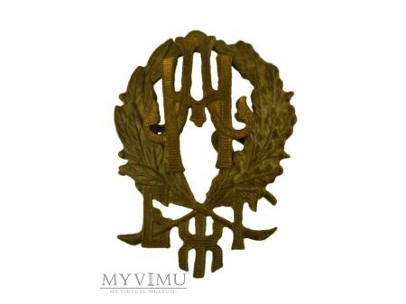 Odznaka żeńskiego gimnazjum