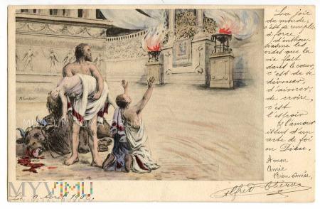 Quo Vadis - Ligia uratowana - Lambert