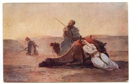 Porwanie i transport niewolnicy