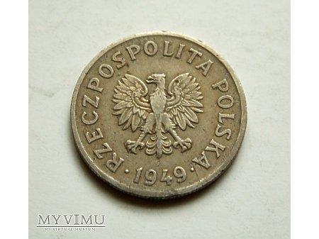 PRL-50 groszy rok 1949