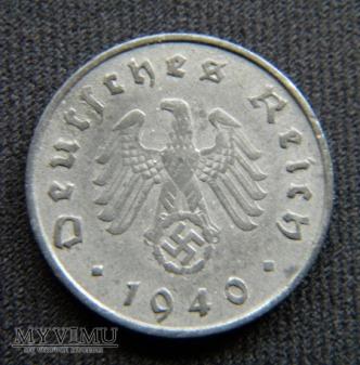 10 Reichspfennig 1940