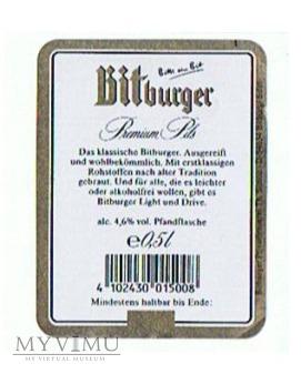 bitburger premium pils - kontra