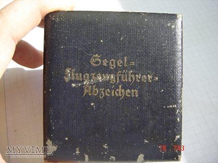 Luftwaffe Odznaka Pilot Szybowca