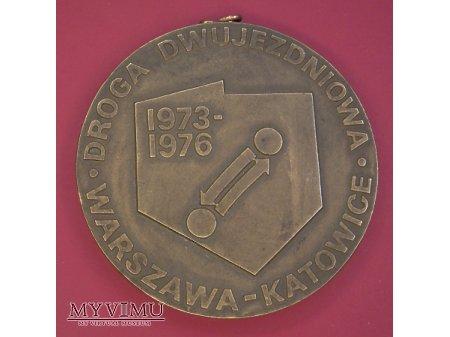 Medal na otwarcie