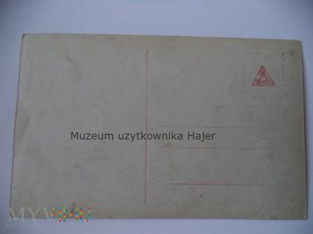 W dniu urodzin Geburtstage Kartka pocztowa