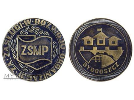 ZSMP Bydgoszcz medal za zasługi w rozwoju org.