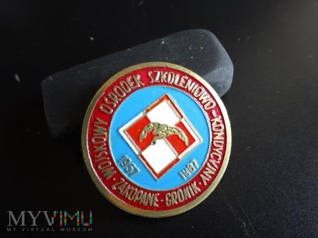 Wojskowy Ośrodek Szkoleniowo-Kondycyjny; Zakopne