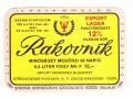 Zobacz kolekcję Etykiety - Czechy (RAKOVNIK)
