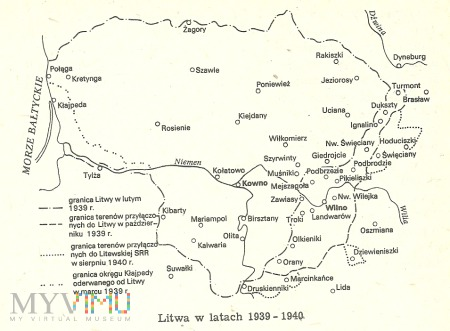 Vilnius 1939