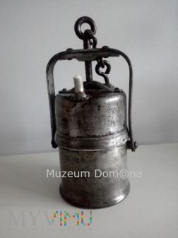 LAMPA KARBIDOWA WILHELM SEIPPEL 102 C