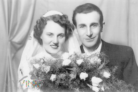 Czesława i Czesław Żmijewscy