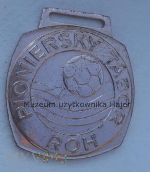Pioniersky Tabor Roh - medal piłka nożna