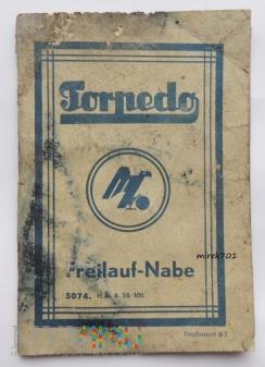 Książeczka Torpedo