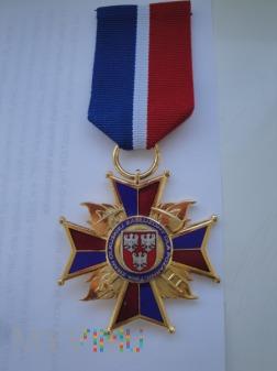 Odznaka Zasłużony Dla Pożarnictwa Ziemi Olkuskiej