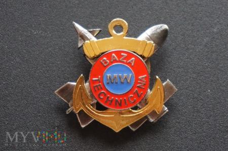 Baza Techniczna Marynarki Wojennej - Gdynia