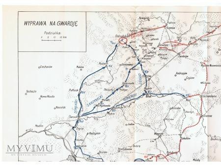Atlas - Wojna polsko-rosyjska 1830 i 1831.