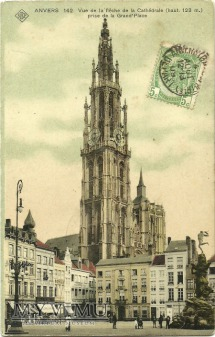 Belgia - Annvers - 1913 r.