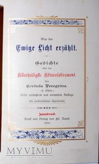 Ewige licht erzahlt 1898