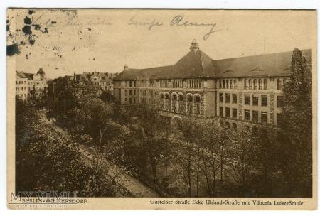 1930 Viktoria Luise-Schule Berlin Wilmersdorf