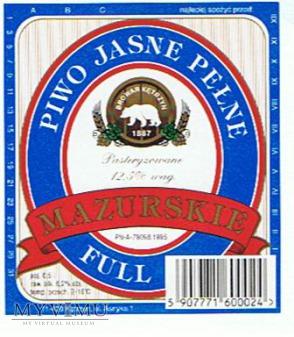 mazurskie