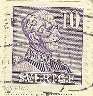 Glad Pask - Szwecja -1947 r.