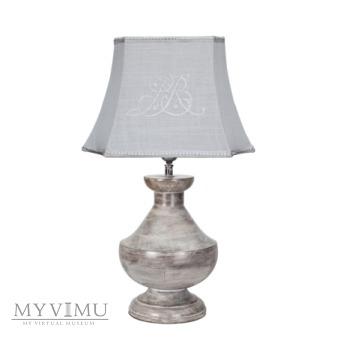 Lampa - procelana