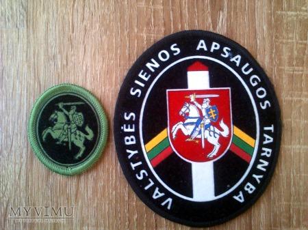 Policja Graniczna Litwy