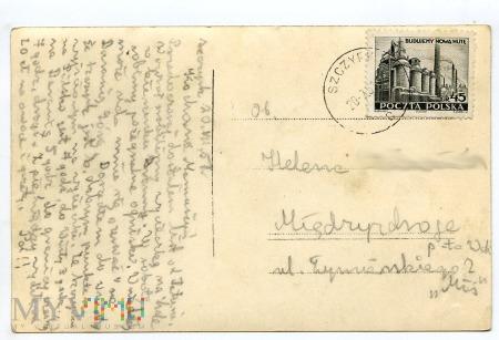 Szczyrk - Wodospad Żylicy - 1951