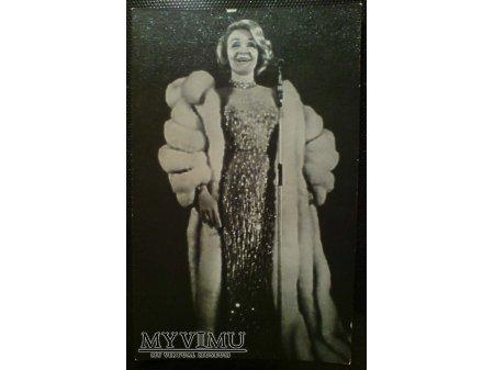 Marlene Dietrich Marlena w Moskwie - ZSRR