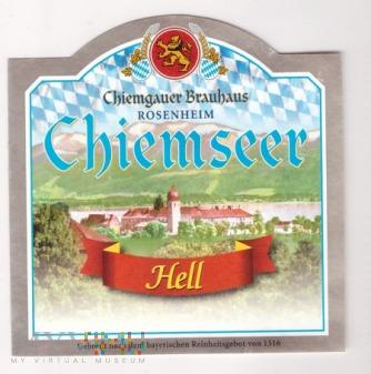 Rosenheim, Chiemseer