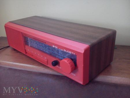 Radio Sudety R-208 Diora czerwony