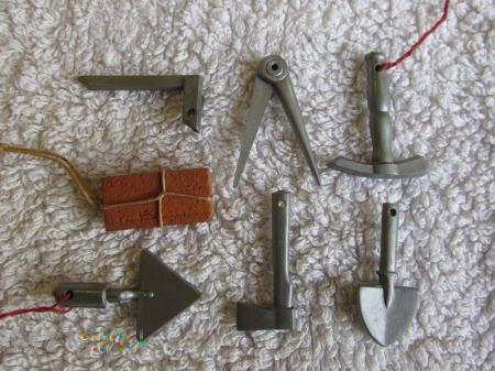 Narzędzia budowlane-Whw,III Rzesza