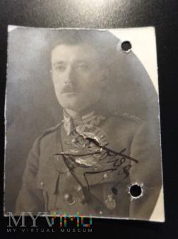 Zdjęcia Kapitana Folga Tadeusz z widocznym KW