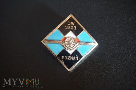 Odznaka J.W. 2823 - Poznań