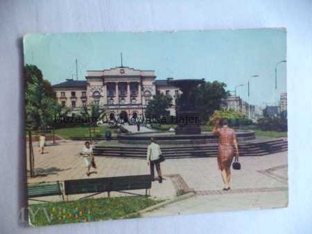 WARSZAWA Pałac Mostowskich