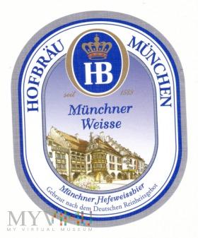 Hofbrau, Munchner Weisse