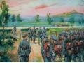 Kartka pocztowa wojskowa Polska