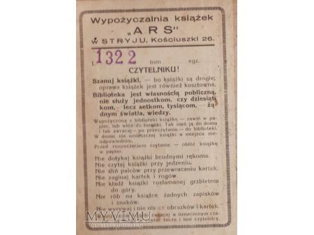 Książka z 1928