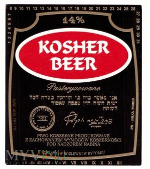 Kosher beer