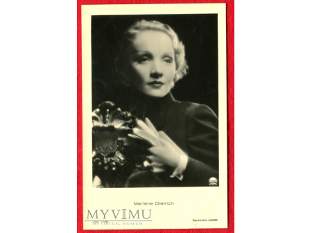 Marlene Dietrich Verlag ROSS 7440/3