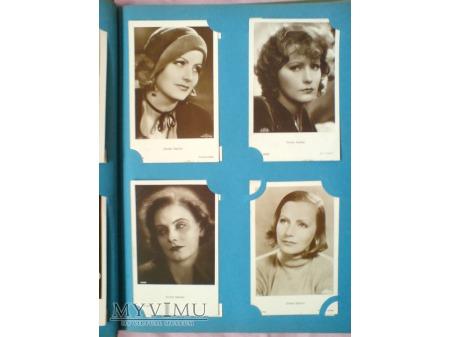 Album Okładka Marlene Dietrich Greta Garbo 3