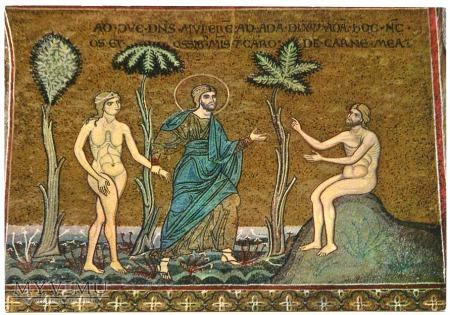 Prezentacja Ewy Adamowi