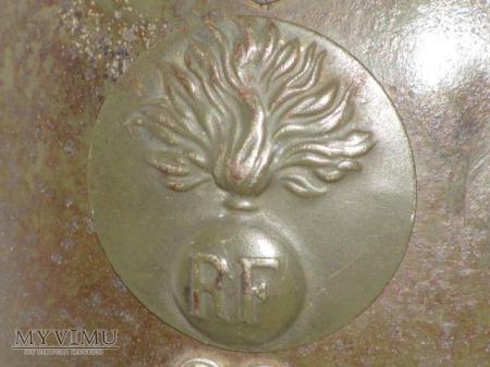Hełm francuski wz.26 Armia