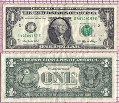 1 DOLAR USA- 2006