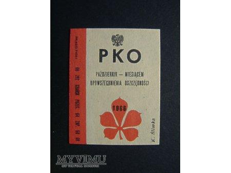 Etykieta - PKO