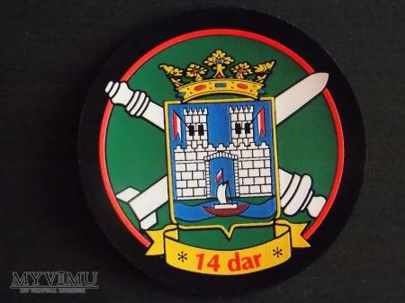14 dywizjon art. rakietowej-14 GRYG.PANCERNEJ
