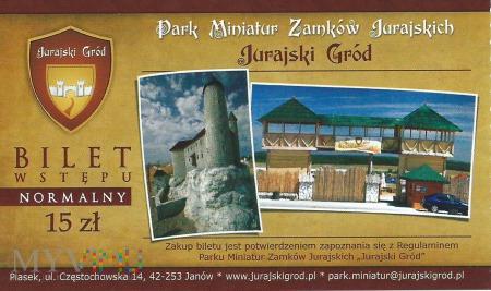 Janów - Jurajski Gród