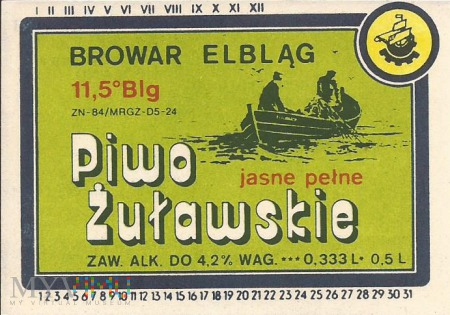 Żuławskie (ZN-84) 0,3L 0,5L
